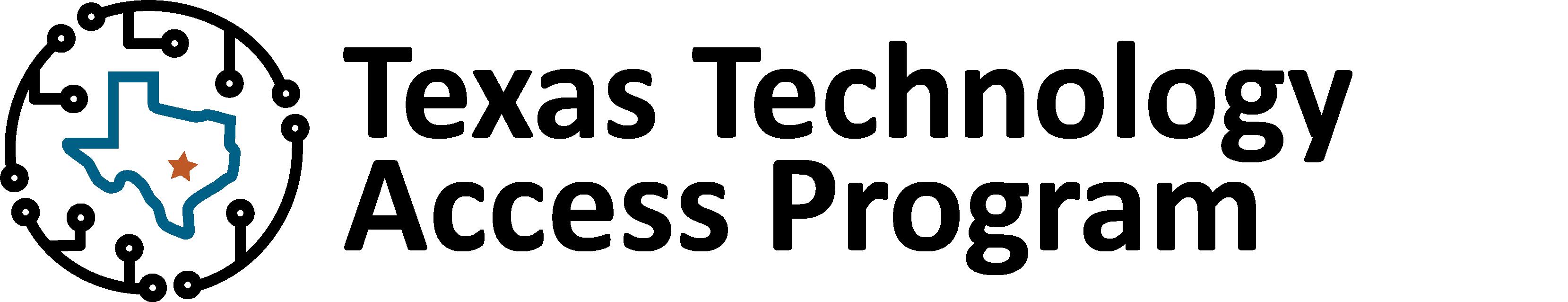 Texas Technology Access Program logo